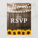 """Rustic Country Wedding RSVP 
