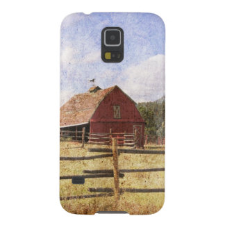 Rustic Country Western Barn Cases For Galaxy S5