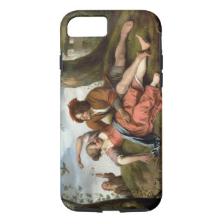 Rustic Courtship iPhone 7 Case