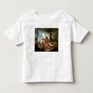 Rustic Courtship Toddler T-shirt
