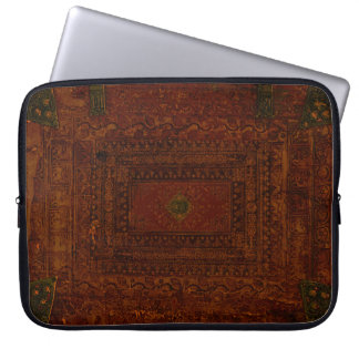 Rustic Covers Engraved Leather