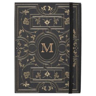 Rustic Covers Gilded Botanicals iPad Pro Case