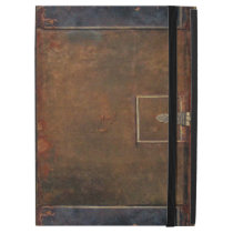 Rustic Covers Tough Old Leather iPad Pro Case
