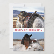 Rustic Cowboy Fathers Day