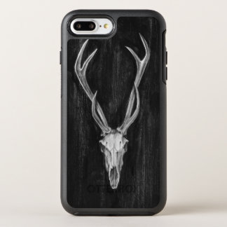 Rustic Deer Animal Head OtterBox Symmetry iPhone 8 Plus/7 Plus Case