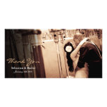 RUSTIC EMBRACE PICTURE CARD