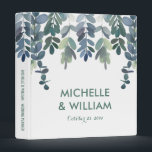 """Rustic Eucalyptus Wedding Planner 