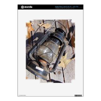 Rustic Fall Skins For iPad 3