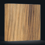 """Rustic Faux Barn Wood Binder<br><div class=""""desc"""">This unique Avery Binder features a close up photograph of finished rustic barn wood from an old dairy farm in rural Wisconsin. The old weathered wood has been refinished and is a rich golden brown tone. This one of a kind custom notebook makes a one of a kind gift for...</div>"""