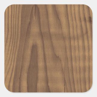 Rustic Faux Wood Grain Stickers