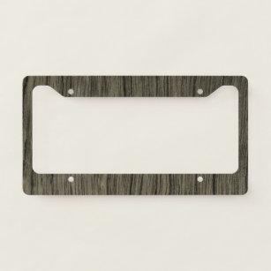 Natural Wood Grain Plates Zazzle