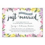 Rustic Floral   75th Wedding Anniversary Card