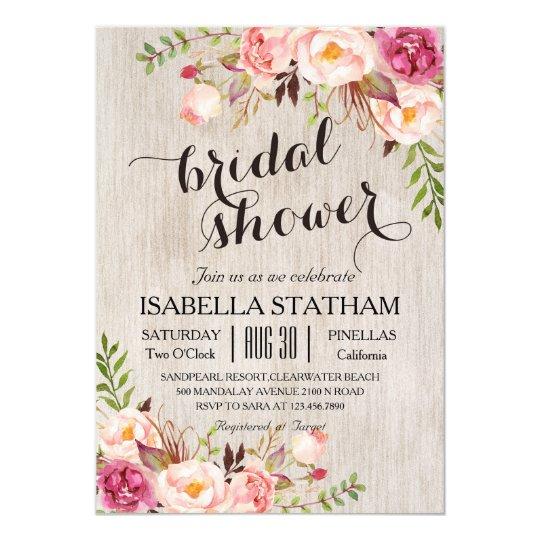 Www Zazzle Com Wedding Invitations: Bridal Shower Invitations