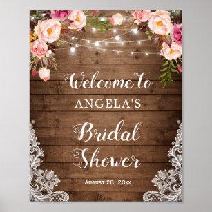 bridal wedding shower supplies zazzle