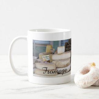 Rustic French Cheese Selection Coffee Mug