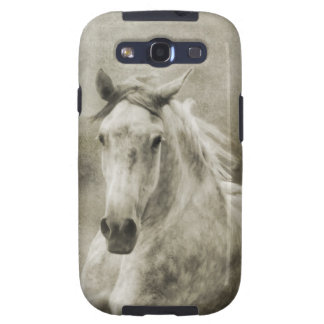 Rustic Galloping Andalusian Horse Samsung Galaxy SIII Case