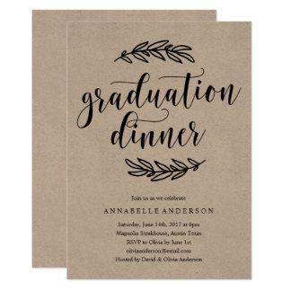 Country Graduation Invitations Announcements Zazzle