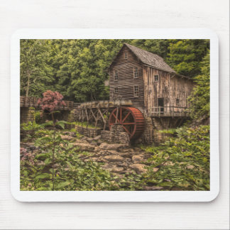 Rustic Grist Mill Mouse Pad