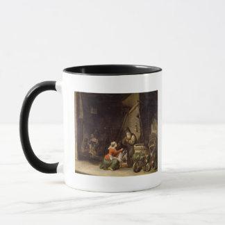 Rustic Interior Mug
