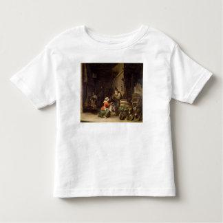 Rustic Interior Toddler T-shirt
