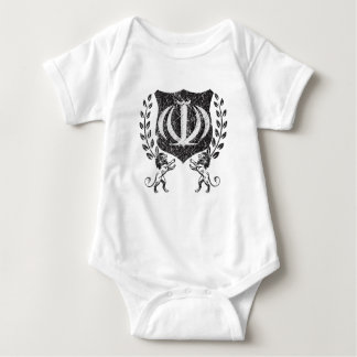 Rustic Iranian Shield Infant Creeper