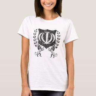 Rustic Iranian Shield T-Shirt