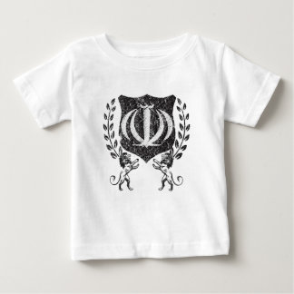 Rustic Iranian Shield Tee Shirts