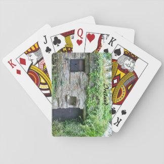 Rustic Irish cottage County Cork Card Decks