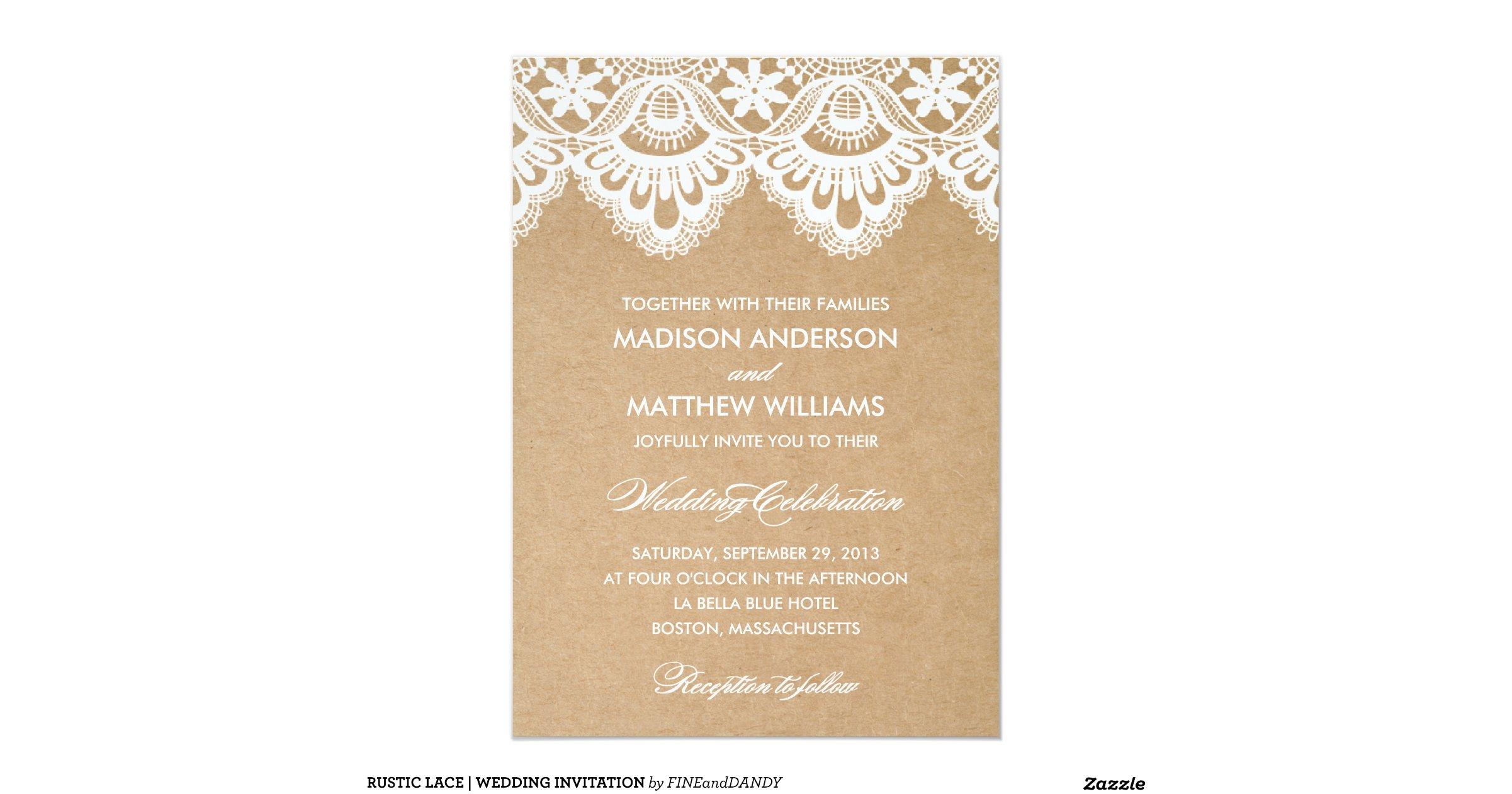 Free wedding invitation samples zazzle all the best ideas about art deco wedding invitations zazzle rusticlaceweddinginvitation rd775e166e953415e8465edb1b8f8c010zkrqs1200grlvnet1view stopboris Choice Image