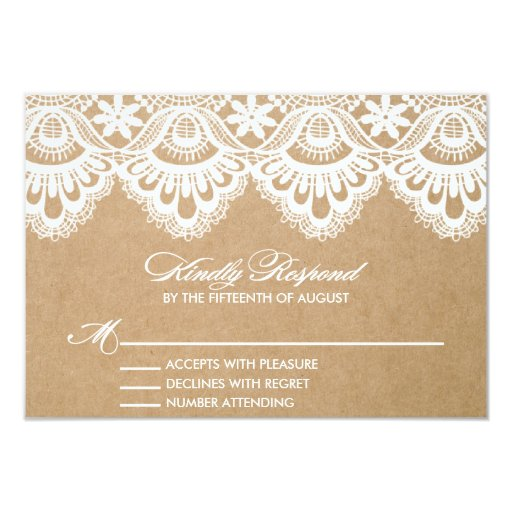 weddings invitations enclosure cards rsvp