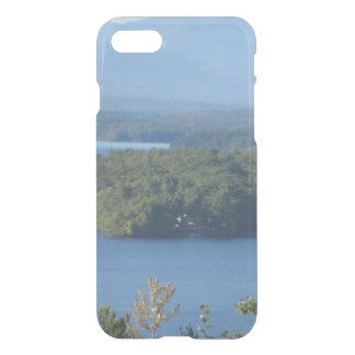 Rustic Lake View from Gilford iPhone 8/7 Case
