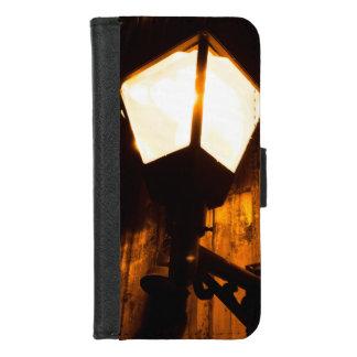 Rustic Lampost iPhone Case