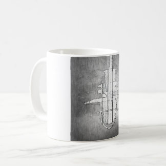 Rustic Light Mug