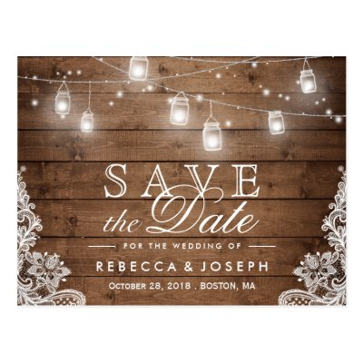 SAVE OUR DATE SAVE THE DATE ANNOUNCEMENT POSTCARD – Postcard Wedding Save the Dates