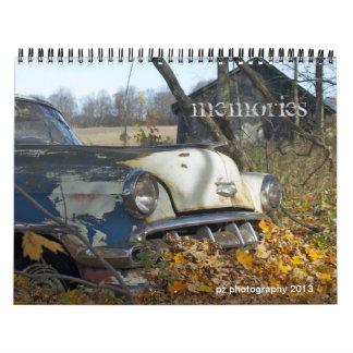 Rustic Memories Calendar 2013