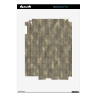 Rustic Metal Panels Texture Background Skins For The iPad 2