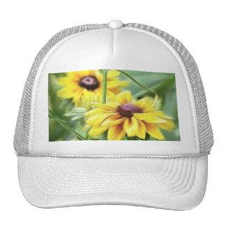 Rustic Mix Rudbeckias Trucker Hat