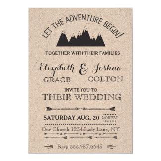 mountain wedding invitations Wedding Decor Ideas