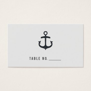 Beach Themed Rustic Nautical Guest Escort Cards