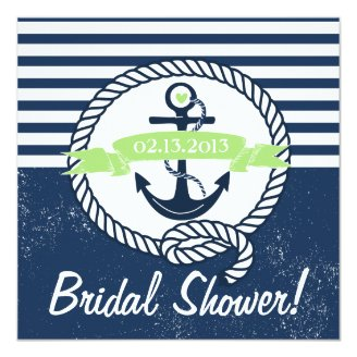 10 Top Picks for Nautical Bridal Shower Invitations
