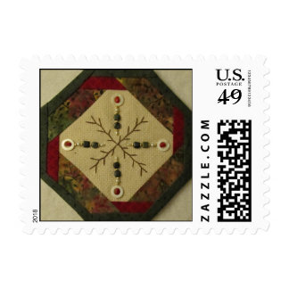 Rustic Octagonal Stamps