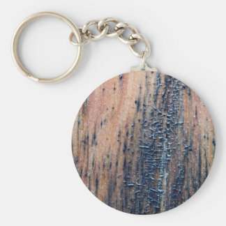 Rustic Old Wood Picture. Key Chains