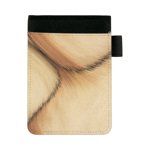 Rustic Patch Mini Padfolio