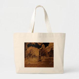 Rustic Peace Tote Bag