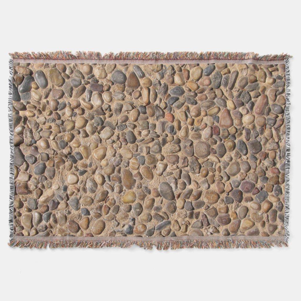 Rustic Pebble Stones Photo