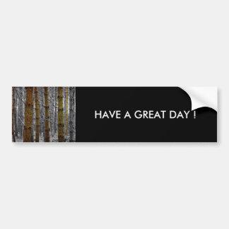 Rustic Pines Bumper Stickers