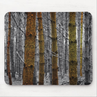 Rustic Pines Mouse Pad