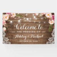 Wedding Banners<