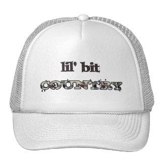 Rustic Plaid Trucker Hat