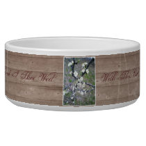 Rustic Plum Handfasting Cord or Wedding Ring Bowl